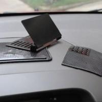 Unik Stand Holder Hp Docking Mount Gadget Tablet Dasbor Mobil Car Da
