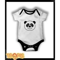 Jumper Bayi karakter Panda - 0-6 bulan