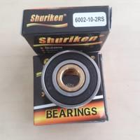 Bearing Lahar Bearing Laher 6002 - 10 2RS Bak CVT Honda Beat / Vario S