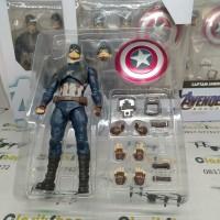SHF Captain America End Game Avengers Endgame kw super