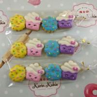 Kukis Hias, Kukis Karakter, Fancy Cookies Squishy isi 4