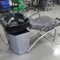 Kursi dan Bak Keramas Salon Porselen / Porcelain