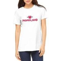 Kaos Baju Tshirt Kpop momoland