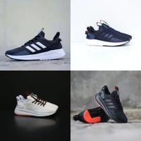 Sepatu Adidas Questar Ride Original BNWB Black Stabilo