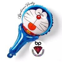 Balon foil pentungan Doraemon / Balon tongkat Karakter