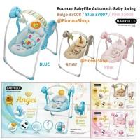 BabyElle Automatic Baby Swing, READY BLUE,PINK,CREAM