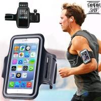 Universal Sports ArmBand Arm Band Holder HP di Lengan Tangan Jogging