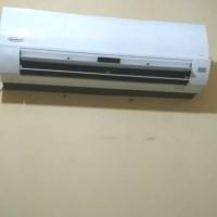 kipas angin model ac 1,5 pk + remote