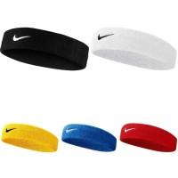 Headband Bandana Pengikat Kepala Olahraga Basket Jogging Tennis Nike