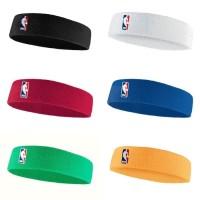 Headband Bandana Pengikat Kepala Olahraga Tennis Jogging Basket NBA