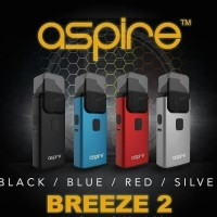 Vape pod Aspire breeze 2 all in 1 ultra portable system-Authentic