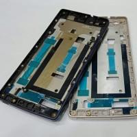 FRAME BEZEL DUDUKAN LCD TULANG TENGAH OPPO NEO5 NEO 5 R1201 ORIGINAL