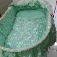 BABY BOX / BOX BAYI MURAH / KOTAK BAYI / TEMPAT TIDUR AYUN SWING BEKAS