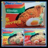 Bantal Boneka Snack Indomie BIG SALE