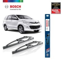 Wiper Mobil Toyota Avanza 2004-2012 Sepasang Bosch Advantage