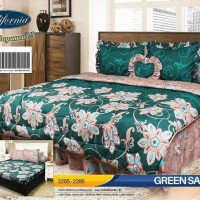 Hot Produk Bed Cover Set California / My Love King 180X200 / Badcover