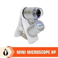 Mricroscope No. 9882 - W Mikroskop Kamera Ponsel Camera HandPhone TBE