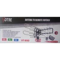 Antena TV VT-850 Remote Rotasi / Antena Remot