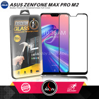 Tempered Glass Asus zenfone Max Pro M2 ZB631KL Full Cover Executor