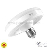 Eclat LED UFO 15W Putih E27 Bohlam Lampu LED 15 Watt CDL 220V
