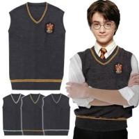 Baju kostum sweater anak Harry potter Gryffindor Raven claw sweater