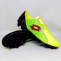 Sepatu Bola Lotto Blade FG Safety Yellow