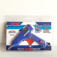 Joyko Glue Gun GG-850/ Alat Lem Tembak Kecil 20 Watt