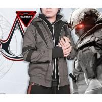 Jaket Assassins assasins creed Stronghold jaket hoodie aimpact