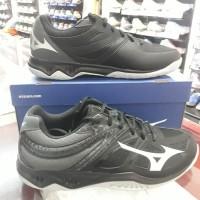Sepatu Volly voli Mizuno Thunder Blade 2 black