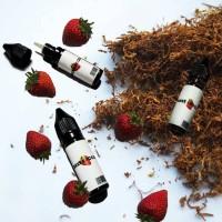 Maxx Bacco - Salt Nicotine - Strawberry Tobacco - 15ml 20mg Pod Vape
