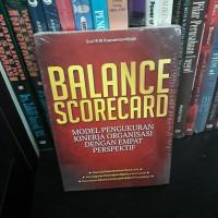 Buku Balance Scorecard - Suci RM Koesomowidjojo