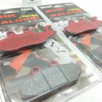 Brake Pad Kampas Rem Depan Malossi Untuk Vespa Sprint Super Product
