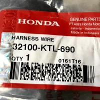 Kabel Body Honda Supra Fit New Original Best Quality