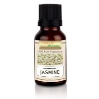 Happy Green Jasmine Fragrance Oil (10 ml) - Aroma Melati