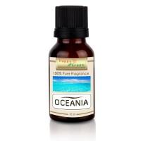 Happy Green Oceania Fragrance Oil (10 ml) - Aroma Oceania