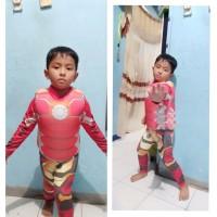 Baju Diving Anak Pelampung