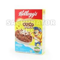 Sereal Coklat Cokelat Kelloggs Kellogg's Kellogs Coco Choco Coko Pops