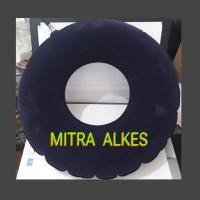 Ring Ambeien. Bantal Wasir. Donut Air Cushion With Pump. Windring