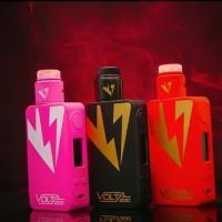 AUTHENTIC MOD Volta 200 Kit MOD + RDA By 8Circle Vape Factory