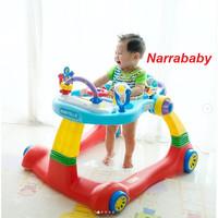 Alat bantu belajar jalan Baby Walker BabyElle 0188 activity walker wol