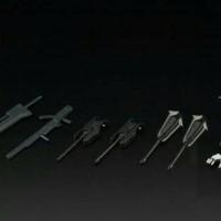 Bandai Gundam HG 1 144 MS Option Set 5 barbatos lupus IBO tekkadan