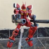 Bandai MG 1 100 Gundam Amazing Red Warrior (sudah rakit)