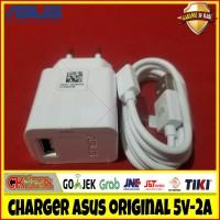 Charger Asus Zefone Max Pro m1 Max Pro m2 5V-2A Original 100% Putih