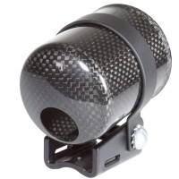 Auto Meter 2121 Carbon Fiber Gauge Mounting Cup