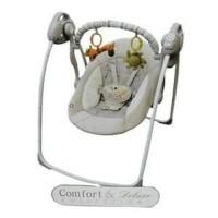 Ayunan bayi Baby Elle BabyElle Automatic Baby Swing Swinger Bouncer