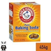 Arm & Hammer Soda Kue Pure Baking Soda 454gr