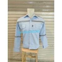 Seragam Kerja Safety / Baju Safety Proyek