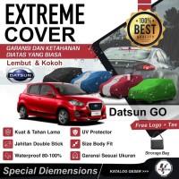Body Cover Cover Mobil Sarung Mobil Datsun GO