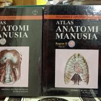 ATLAS ANATOMI MANUSIA BAGIAN I DAN BAGIAN II EDISI 16