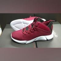Ardiles DBL Sedona Maroon I Sepatu Basket Ardiles ORIGINAL
